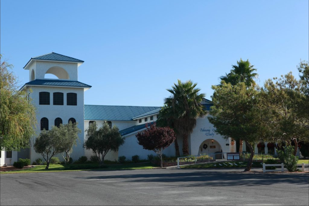 Pahrump Valley Winery Tours